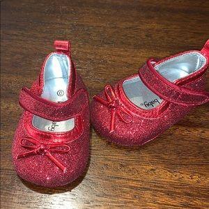 Newborn dress shoes